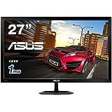 ASUS ゲーミングモニター 27型フルHDディスプレイ (フリッカーフリー / 1,920x1,080 / HDMI×2,D-sub/スピーカー内蔵 / 3年保証) VX278H