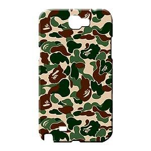 samsung note 2 case Fashion Fashionable Design phone carrying shells bape