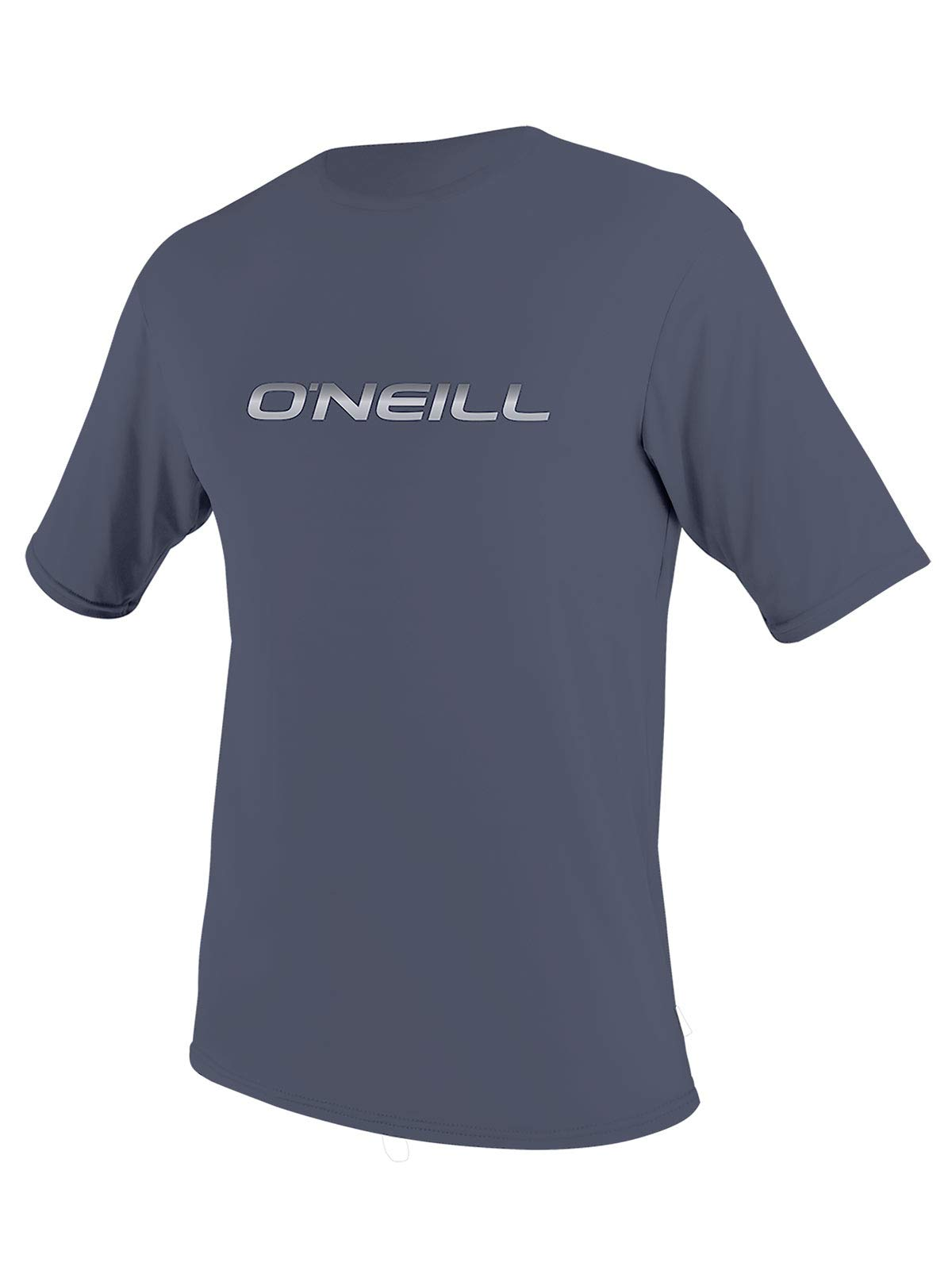 O'Neill Kids Basic Shortsleeve sunshirt 8 Denim (3422IS) by O'Neill Wetsuits