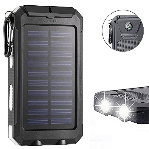 Solar Power For Backpacking - 1