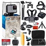 GoPro HERO 5 Session Bundle (7 items) + 64GB Card + Camera Case