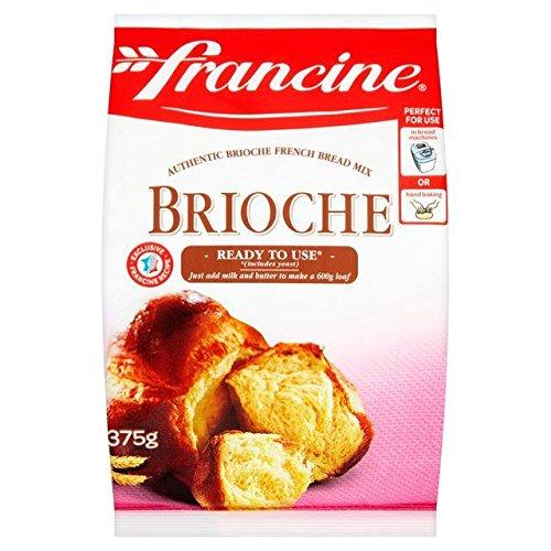 Francine Brioche Mix - 375g (0.83lbs)