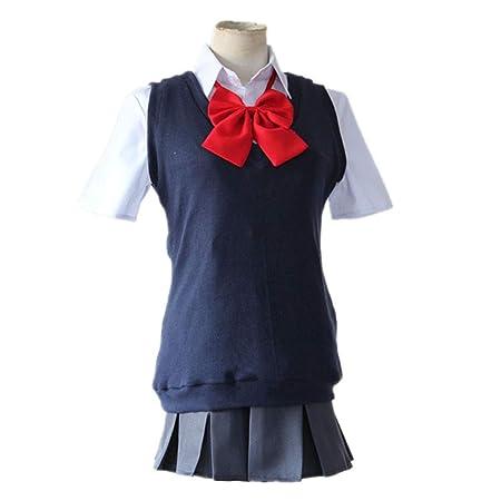 ZY Falda De Suéter Falda De Halloween Disfraz De Anime Disfraz De ...