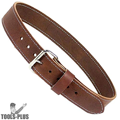 (Occidental Leather 5002 M 2-Inch Thick Leather Work Belt, Medium)