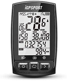 iGPSPORT Ciclocomputadores GPS Ant+ Función iGS10 Ordenador inalámbrico Bicicleta Ciclismo Cuentakilometros Bici: Amazon.es: Deportes y aire libre