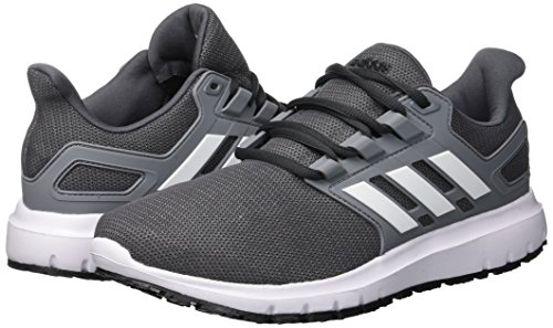 Running 0 2 Gris Energy Footwear Grey para Grey de Cloud Zapatillas White adidas Hombre wHXTZaqwO