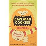 Caveman Cookies - Tropical Coconut & Macadamia - 110g