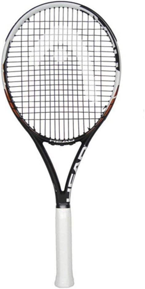 HEAD YouTex Innegra IG HEAT S30 Graphite Tennis Racquet and Case 4 3 8 Grip,Size L XL