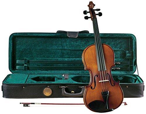 【おすすめ】 Cremona Size SV-225 Premier Student Violin Premier Outfit - 1/2 1/2 Size [並行輸入品] B07MP5BJGS, ジュエルワールド:896e17bb --- arianechie.dominiotemporario.com
