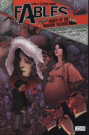 Fables 3: March of the Wooden Soldiers