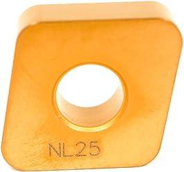10 Pcs ATI STELLRAM Carbide Turning Insert RPMW10T3M0T-X4 X500 030454