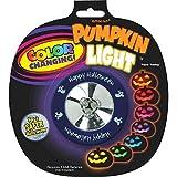 Color Changing Pumpkin Lights