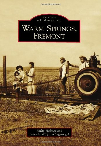 Warm Springs, Fremont (Images of America)