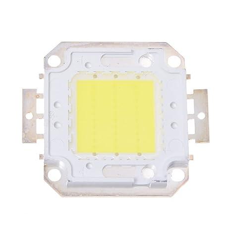 SODIAL(R) Bombilla LED Lampara 30W 2200LM Luz Blanco 6500K DC32-34v