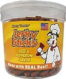 Meaty Treats Pepperoni Jerky Sticks, 40 oz