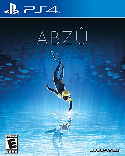 ABZÛ - PlayStation 4 (Portal 2 Playstation 4)