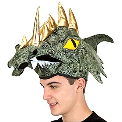 Jacobson Hat Company Dragon Hat (Poly): Toys & Games