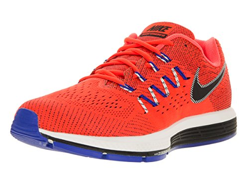 Nike Mens Air Zoom Vomero 10 Total Crimson/Black/Sl/Rcr Bl Running Shoe 10 M...