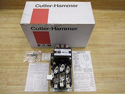 Amazon.com: Cutler Hammer A10DNOAB Magnetic Starter A10DNO ... on
