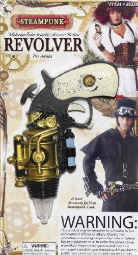 Steampunk Revolver 3