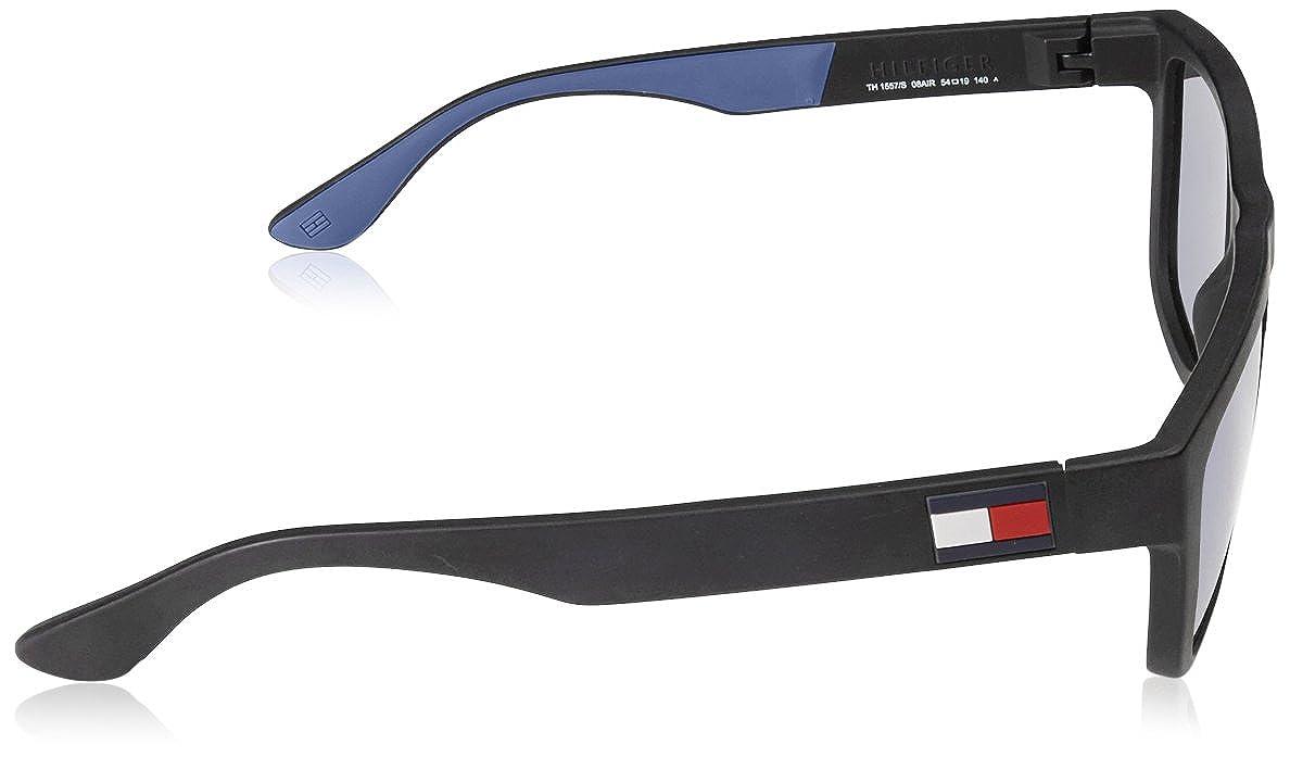 bac23263 Tommy Hilfiger Men's TH 1557/S Sunglasses, (MTT Black), 54: Amazon.co.uk:  Clothing