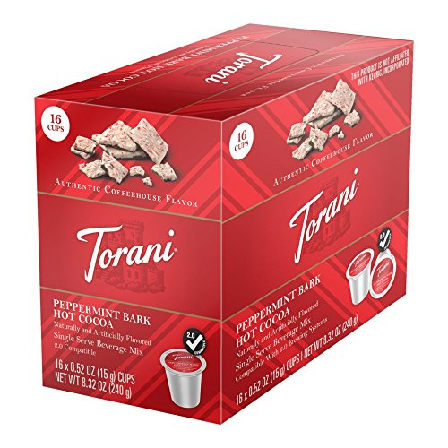 Torani Beverage Peppermint Cocoa Count product image
