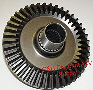 Honda Foreman TRX450 TRX450S TRX450ES 450 Differential Ring Gear and Axle Shaft
