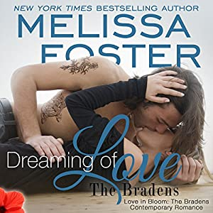 Dreaming of Love: Emily Braden Audiobook