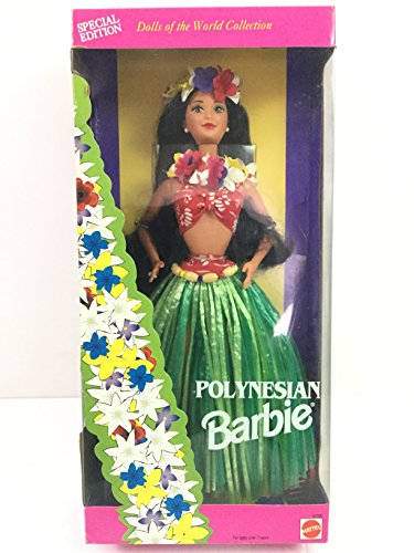 Special Polynesian Barbie Dolls Collection