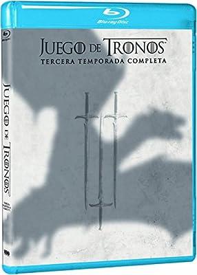 Juego De Tronos Temporada 3 Blu-Ray [Blu-ray]: Amazon.es: Lena ...