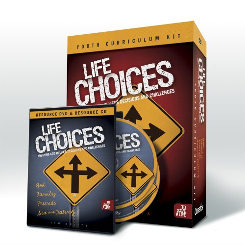(Life Choices Youth Curriculum Kit (To Save A Life) )