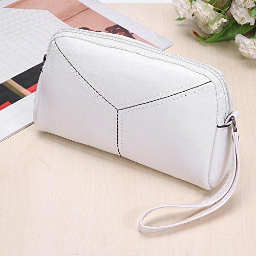 AFfeco pour femme AFfeco Blanc Pochette Pochette q4w0nB