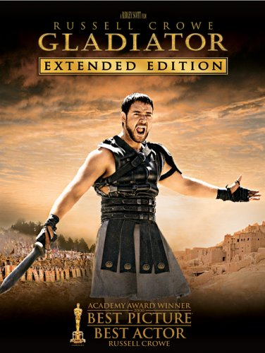 Gladiator (Three-Disc Extended Edition) by Dreamworks Video