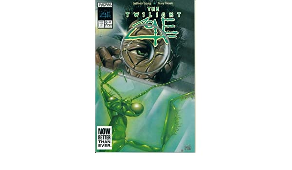 The Twilight Zone #6 : Insecticide (NOW Comics): Jeffrey ...