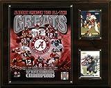 NCAA Football Alabama Crimson Tide All-Time Greats Photo Plaque