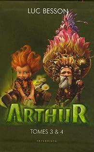Coffret Arthur et les Minimoys, tomes 3 et 4 par Luc Besson