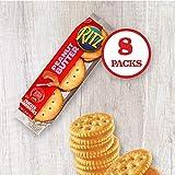 RITZ Peanut Butter Sandwich Crackers, 8 - 1.38 oz