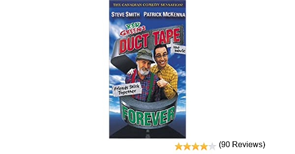 amazon com red green duct tape forever vhs steve smith ii