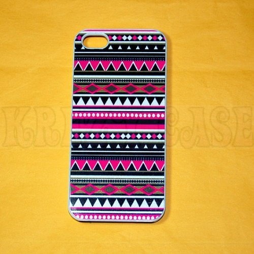 Aztec tribal pattern Iphone 5 Case - For Iphone 5, iPhone 5 cover
