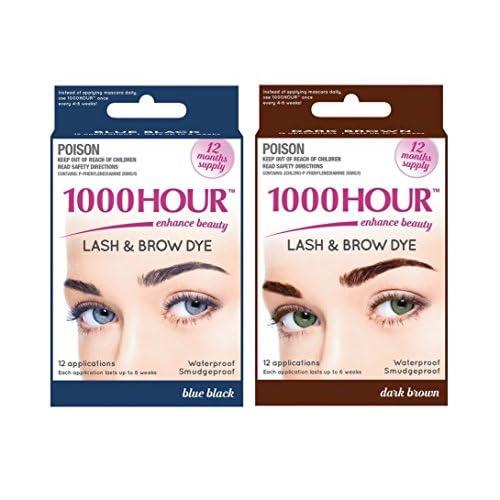 1000 Hour Eyelash & Brow Dye