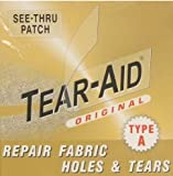 Leather Sofa Couch Chair Car Seat Hole Repair Patch TEAR AID: 6