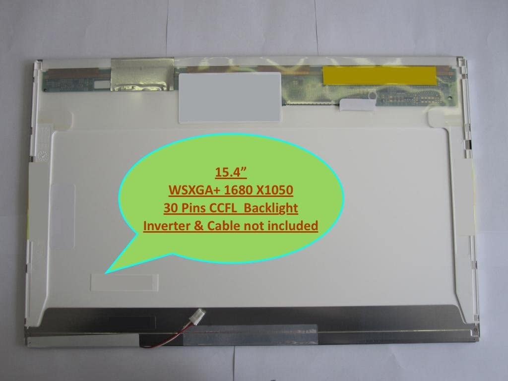 """Samsung Ltn154p1-l02 Replacement LAPTOP LCD Screen 15.4"""" WSXGA+ CCFL SINGLE (Substitute Replacement LCD Screen Only. Not a Laptop )"""