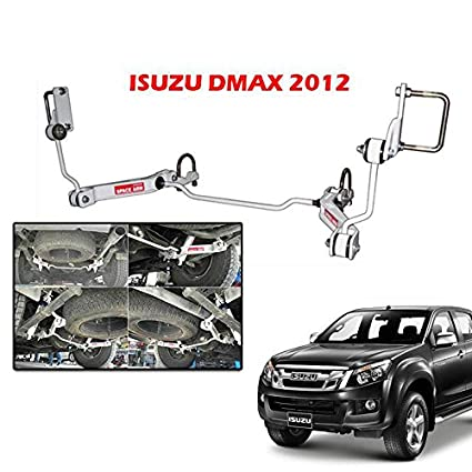 D-Max Space Arm Sway Bar Isuzu DMAX Rear Stabilizer Surpension Upgrade Kit  12++