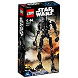 LEGO Star Wars 75120 K-2SO 169-Piece Buildable Figure, 11-inch