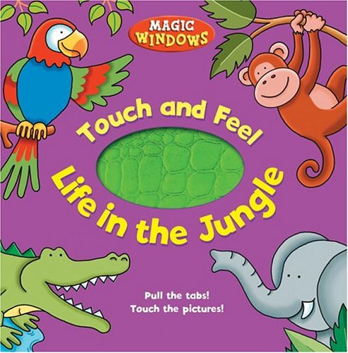 Download Life In The Jungle (Magic Windows Touch and Feel) pdf