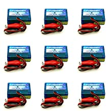 9 x Quantity of Turnigy 12v 2S-3S Basic Balance Battery Charger for Li-Po Batteries