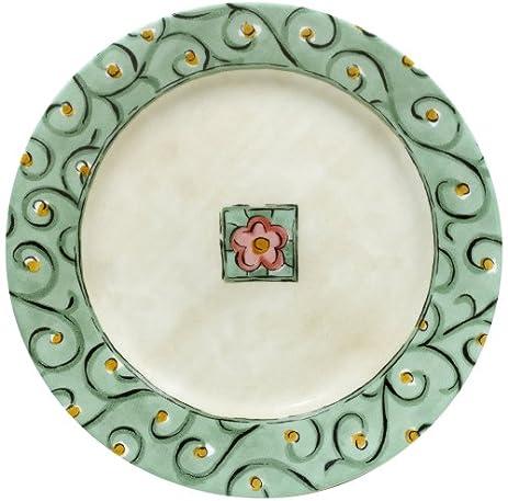 Amazon.com | Corelle Livingware 8-1/2-inch Luncheon Plate ...