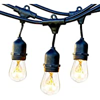 Brightech Ambience Pro Waterproof Outdoor String Lights...