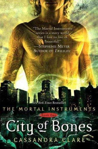 Read Online City Of Bones - The Mortal Instruments, Book I PDF