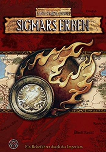 Warhammer Fantasy Rollenspiel - Sigmars Erben (Quellenbuch zum Imperium)
